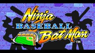 Ninja Baseball Batman - Angry Video Game Nerd