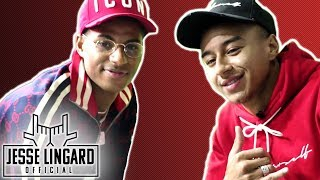 "Jesse Lingard Launches JLingz! | ""This is MAD! Look How Many People Are Here!"""