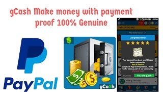 gCash with payment proof 100% Genuine App
