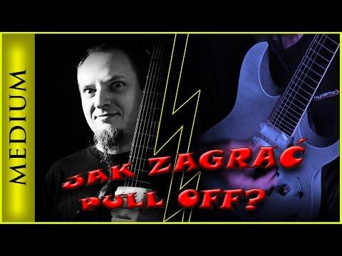 Ściąganie Palców Pull Off Lekcje Gry Na Gitarze Wojtek Pietraszek