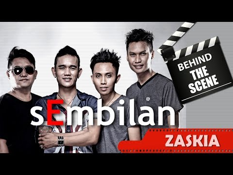 Sembilan Band - Behind The Scenes Video Clip - Zaskia - Tv Musik Indonesia video