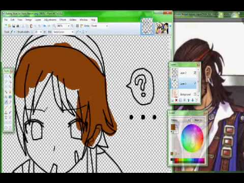 Paint.Net Tutorial 1 Video