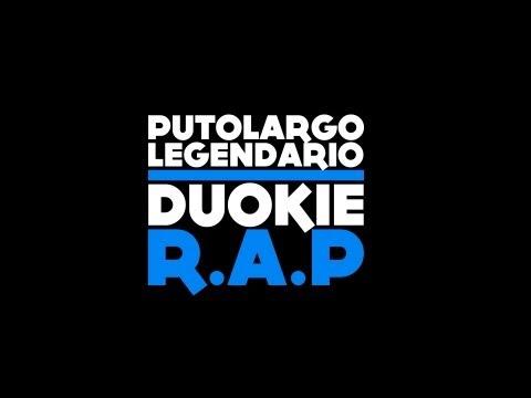 Puto Largo & Legendario feat. Dúo Kie - R.A.P.