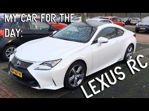 Lexus RC Review! Hybrid: Good or Not?