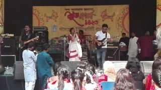 celebration Pohela Boishakh of Stamford University