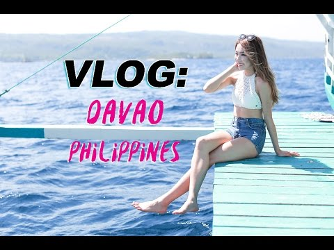 VLOG: Davao, The Philippines !