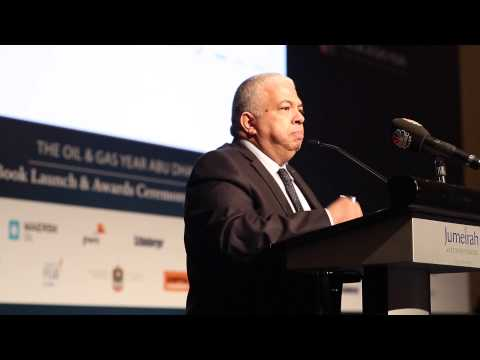 The Oil & Gas Year    Abu Dhabi 2015 Book Launch & Awards Ceremony