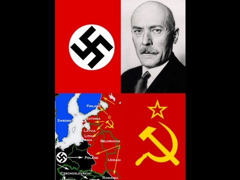 Were the Soviet Union and Nazi Germany the same?