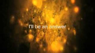 Make Me An Answer - Ricardo Sanchez (lyric video)