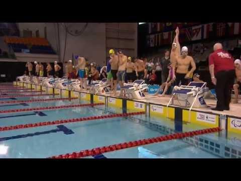 Men's 4x100m Medley Relay 34points | Final | 2015 IPC Swimming World Championships Glasgow