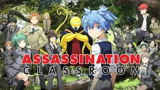 Top 25 Strongest Assassination Classroom Characters