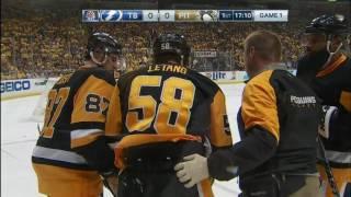 Callahan lays elbow into Letang
