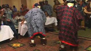 "Cameroon Dance, BUF - USA  2009 Convention - ""Don"