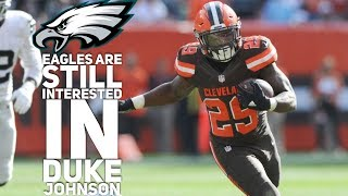 Eagles Trade Rumors: Eagles Still Interested In Duke Johnson!