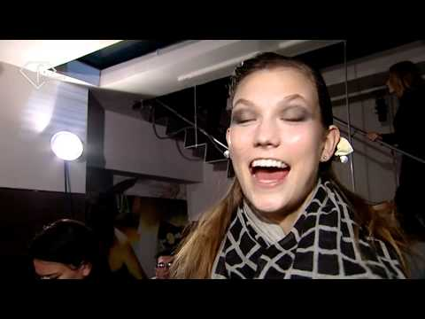 First Face - Karlie Kloss, Number 1 First Face at Spring Fashion Week 2011 | FashionTV - FTV