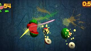 Fruit slice game play | android | iOS Trailer