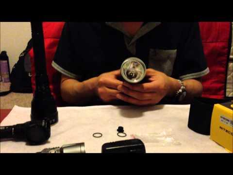 Nitecore MH40 Full Review!