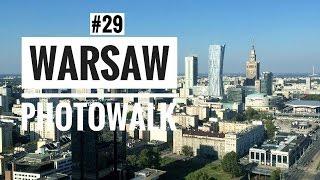 #29 Варшава с птичьего полета | Прогулка с  FALL IN LOVE WITH WARSAW