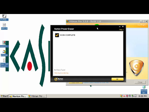 Norton 2011 vs. Kaspersky 2011