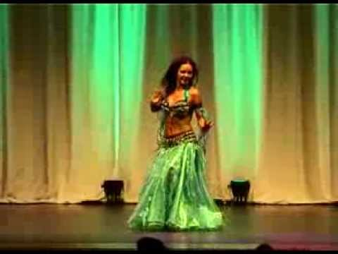 Belly dance raks sharki by Yana Dance