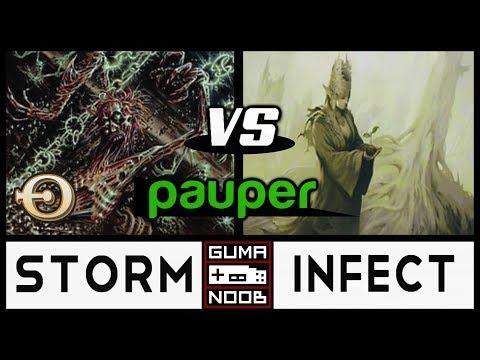 Pauper - BR STORM vs INFECT