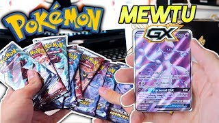 MEWTU GX GEZOGEN⚠️ OMG! Pokemon Karten Opening | deutsch