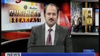 17th Nov 2018 TV5 News Business Breakfast