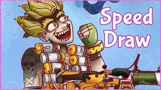 SPEED DRAWING - Overwatch