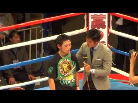 20130408 ガマリエル・ディアスvs三浦隆司 三浦KO勝ち