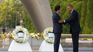 Obama first ever sitting US president to visit Hiroshima