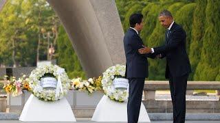 Obama first ever sitting US president to visit Hiroshima