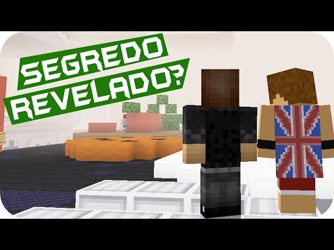 Minecraft: Hide N Seek - O Segredo da Capa Revelado?