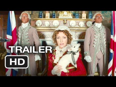 Austenland Official Trailer #1 (2013) - Keri Russell Movie HD