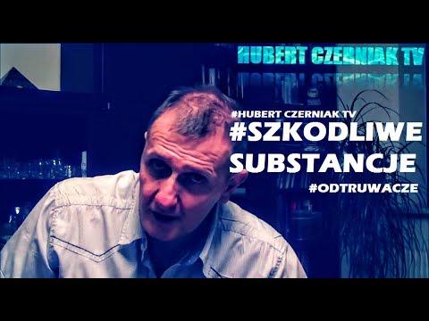 Hubert Czerniak TV #4 #Szkodliwe Substancje #Odtruwacze #Włączamy Myślenie!
