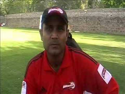 Sehwag Talks About Delhi DareDevils And some interesting question and answer session.