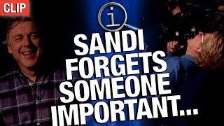 QI Series P: Sandi Forgets Someone Important...