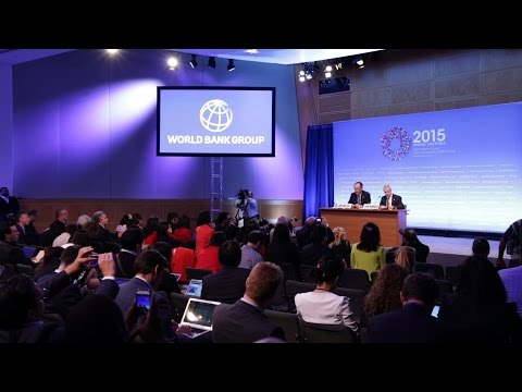 2015 World Bank-International Monetary Fund Spring Meetings