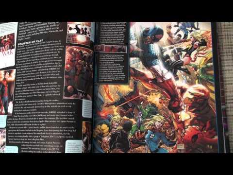Энциклопедия Вселенной Marvel