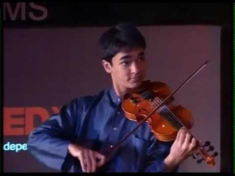 Fusion Violin: Ambi Subramaniam At TEDxBMS