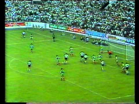 16/06/1982 West Germany v Algeria