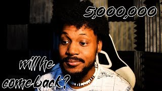 CORYXKENSHIN WILL BE BACK | 5 MILLION SUBSCRIBER SPECIAL