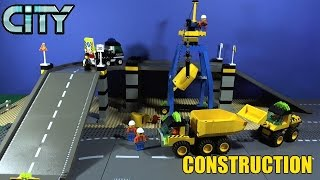 LEGO CITY Highway Construction 6600