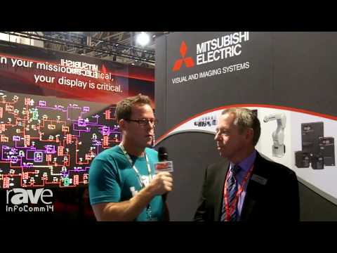 InfoComm 2014: Gary Kayye Interviews Gary Werner of Mitsubishi Electric About the Future