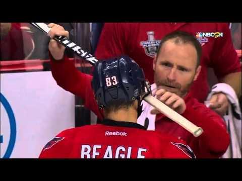 Pittsburgh Penguins vs Washington Capitals. Game #1. PlayOffs NHL 2016