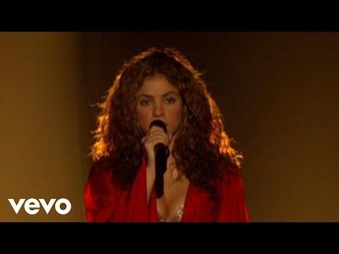Shakira - No (featuring Gustavo Cerati)
