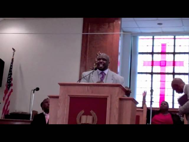 Elder Remon Lynch - COCHUSA Fire pt1