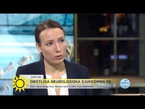 """Stor okunskap hos läkare om ME: """"Oerhört frustrerande att man inte kommit längre"""" - Nyhetsmorgo"""