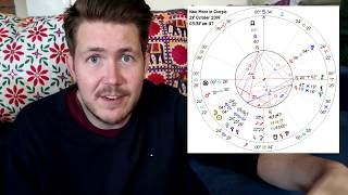 New Moon in Scorpio 28 October 2019 | Gregory Scott Astrology