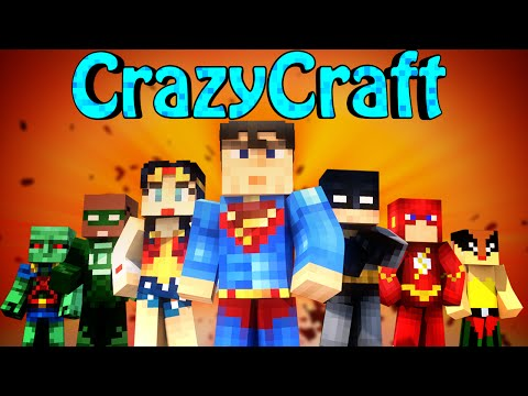 Minecraft | CrazyCraft 2.0 - OreSpawn Modded Survival Ep 138 -