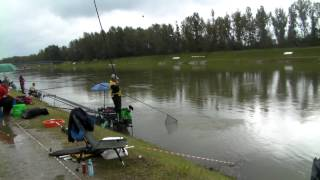 61st Coarse Angling World Championship - Thijs Luc - Belgium